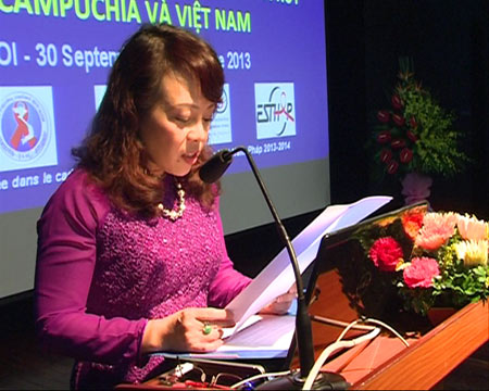 Hội nghị khoa học về HIV và viêm gan virus tại Campuchia và Việt Nam