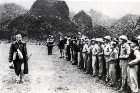 Quân và dân các dân tộc Lạng Sơn trong chiến dịch Biên giới Thu – Đông 1950 | Báo Lạng Sơn