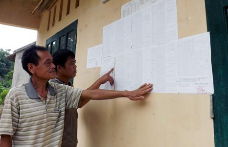 Học tập và làm theo gương Bác: Điểm sáng ở Chi bộ thôn Hu Trong