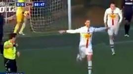 Inter Milan bất ngờ để thua Chiasso trong trận giao hữu