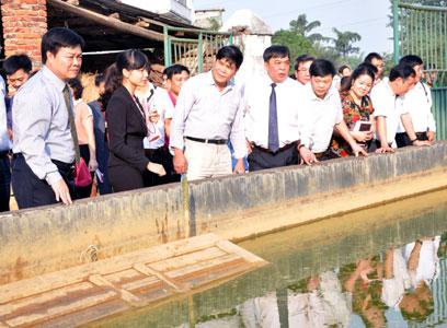 Kinh nghiệm xây dựng nông thôn mới: Nhìn từ thôn Giang Loan (Quảng Tây - Trung Quốc)
