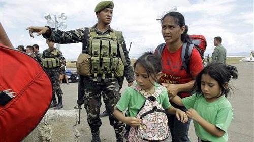 Philipines bắt tay vào kế hoạch tái thiết khu vực thảm họa