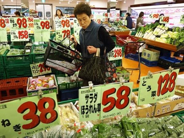 Kinh tế Nhật sẽ tăng trưởng chậm do tăng thuế tiêu dùng