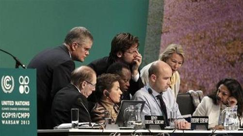 """Kết quả hội nghị COP 19 """"có thể chấp nhận được"""""""