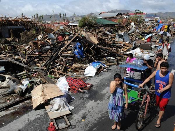 ASEAN khẳng định tình đoàn kết và sự giúp đỡ dành cho Philippines