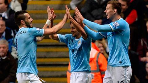 Man City – Tottenham: Chen chân vào tốp 4