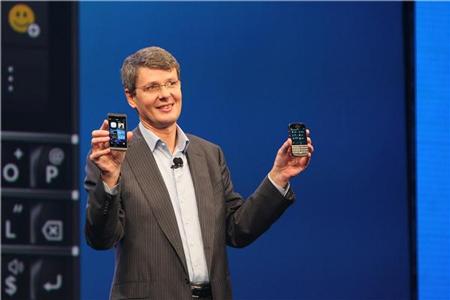 BlackBerry: Máy tính bảng sẽ biến mất trong 5 năm tới