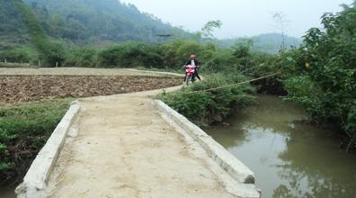 Văn Quan đẩy mạnh phát triển giao thông nông thôn