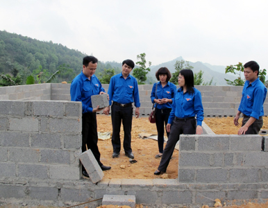 Tháng Thanh niên 2013: Sức trẻ đồng hành cùng xây dựng nông thôn mới