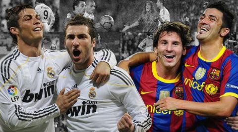 Bán kết Champions League: Chờ Siêu kinh điển