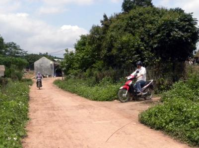 Bê tông hóa giao thông nông thôn: Kỳ tích ở Bình Lâm