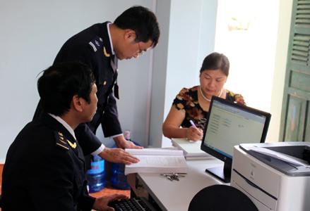Hải quan Lạng Sơn: Gắn thực hiện chuyên môn với làm theo lời Bác