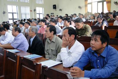 Lạng Sơn tích cực quán triệt,  triển khai các nghị quyết của Đảng