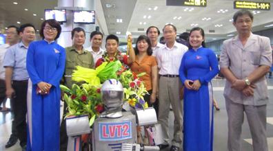 Lạng Sơn đoạt huy chương vàng sáng tạo khoa học công nghệ trẻ (IEYI)