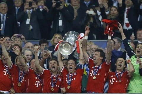 Vượt lên nghịch cảnh, Bayern Munich vô địch Champions League