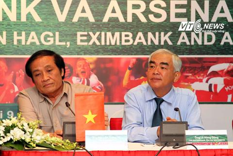 Tranh cử VFF, PCT Lê Hùng Dũng hứa tung bài 'tẩy'