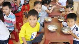 Các trường học chủ động phòng, chống dịch cúm gia cầm