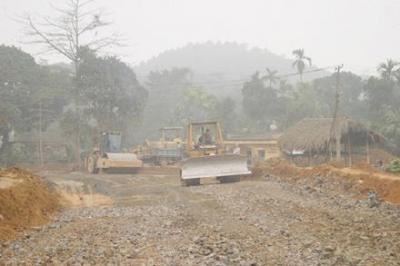 Phú Thọ chắt chiu vốn xây dựng nông thôn mới