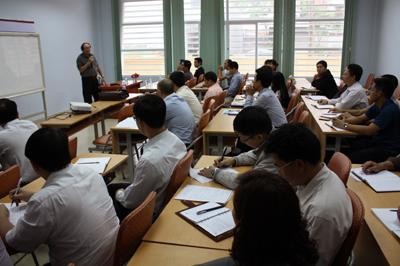 Lạng Sơn: 60 giám đốc doanh nghiệp dự khóa học đào tạo CEO