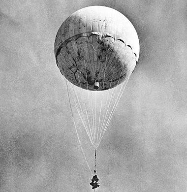 Nhật từng chế tạo bom bay xuyên đại dương