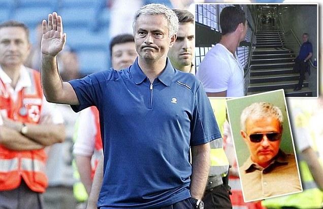 Cuối tuần này, Mourinho chính thức về Chelsea