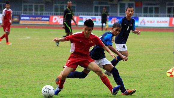 U14 Việt Nam dừng bước tại vòng loại giải U14 châu Á