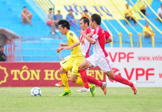 U23 VN đọ sức với hàng công mạnh nhất V.League