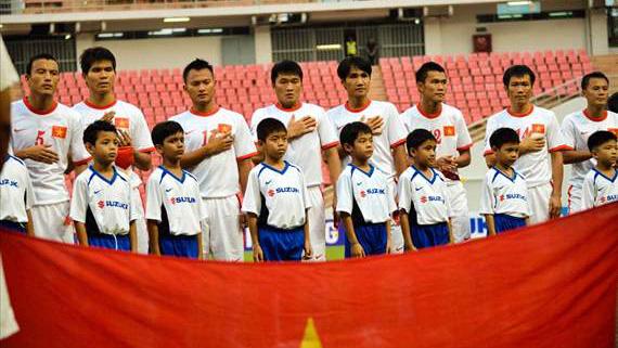 ĐT Việt Nam tiếp tục dẫn đầu Đông Nam Á