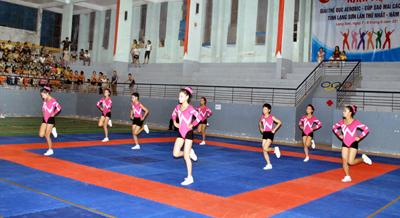 Đẩy mạnh xã hội hoá đào tạo, huấn luyện  nguồn vận động viên năng khiếu thể thao