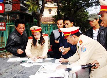 Tăng cường các giải pháp cấp bách bảo đảm trật tự an toàn giao thông