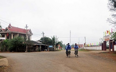 Nâng cao chất lượng sinh hoạt chi bộ, góp phần xây dựng nông thôn mới