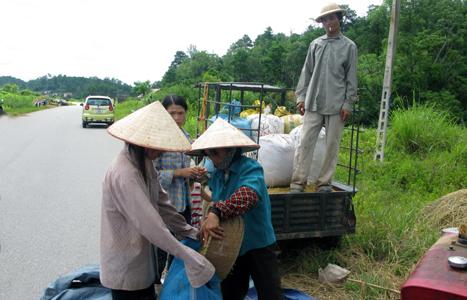 An toàn giao thông mùa gặt: Nỗi lo đến hẹn lại lên