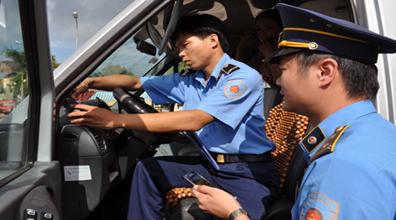 Chấn chỉnh việc lắp đặt, hoạt động của thiết bị giám sát hành trình