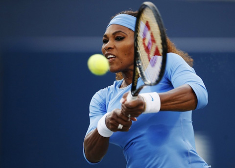 Sharapova thua sốc tại giải quần vợt Cincinnati