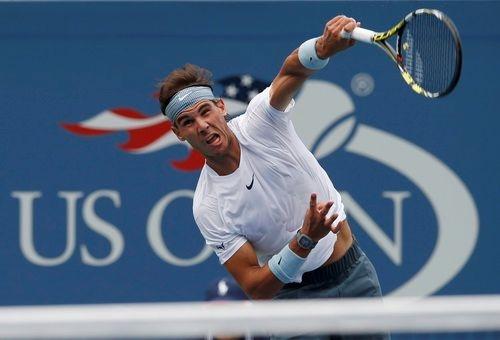 Nadal khởi đầu như mơ tại US Open