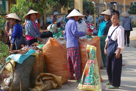 Xã nông thôn mới: Không nhất thiết phải có chợ nông thôn