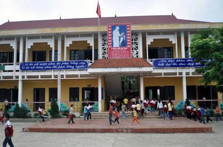 Phòng chống bệnh truyền nhiễm trong nhà trường đầu năm học mới