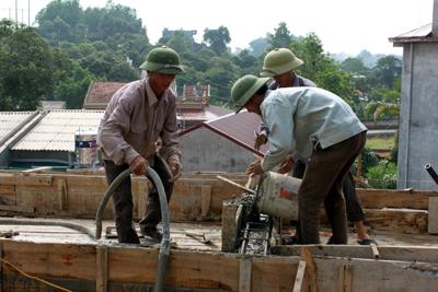 100% xã hoàn thành đề án xây dựng nông thôn mới