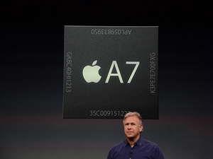 Hãng Apple ấp ủ dự định lớn với công nghệ xử lý M7