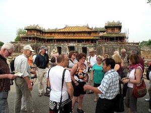Doanh thu từ du lịch của Thừa Thiên- Huế tăng 14%