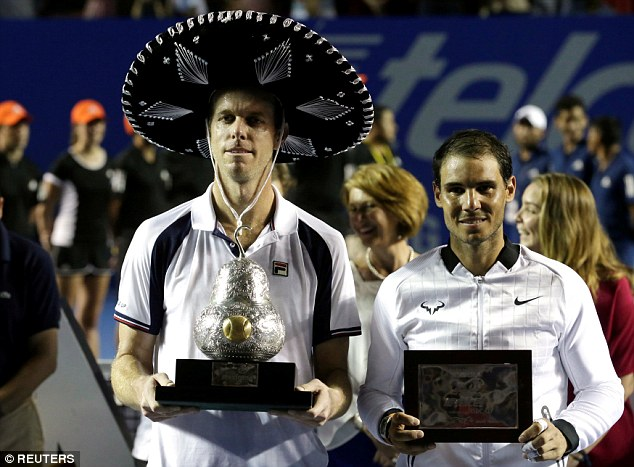 Thua bất ngờ ở chung kết, Nadal tan mộng vô địch Acapulco