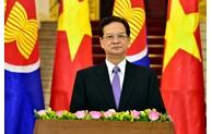 Phát biểu của Thủ tướng Nguyễn Tấn Dũng nhân dịp Cộng đồng ASEAN chính thức hình thành