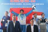 Đoàn Việt Nam lần đầu tiên giành vị trí số 1 tại ABG