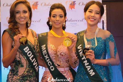 Nam Em chia sẻ về sự cố phiên dịch sau đêm chung kết Miss Earth 2016
