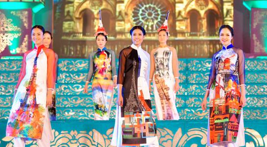 Sắp diễn ra Festival Áo dài Hà Nội 2016