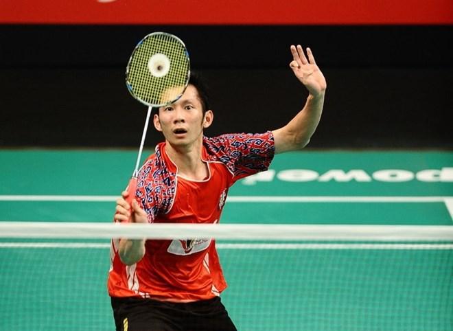 Tiến Minh ngược dòng giành vé vào bán kết New Zealand Open