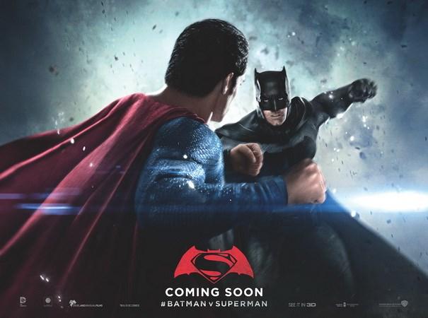 """""""Batman v Superman: Dawn of Justice"""" chưa ra rạp đã thắng lớn"""