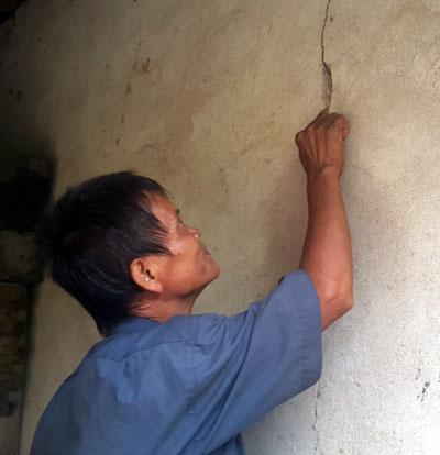 Khai thác đá ở Minh Tiến: Ba thôn kêu cứu