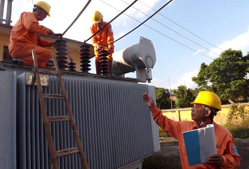 Cao Lộc thực hiện tiêu chí điện