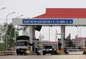 Tiếp tục giảm mức phí đường bộ tại 5 trạm trên QL1